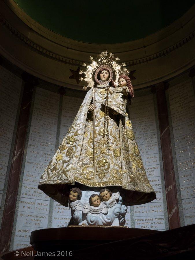 La Basilique Notre Dame de Fourviere