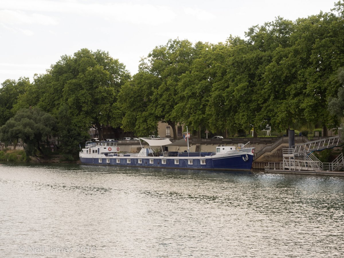 River Saone cruise