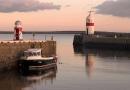 Evening Harbour
